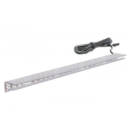 LED klipsas 4-8mm stiklui