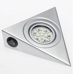 LED šviesuvas AIRONE su jungikliu