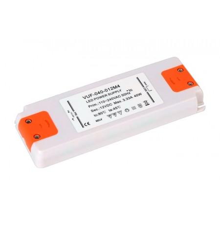LED transformatorius, plonas