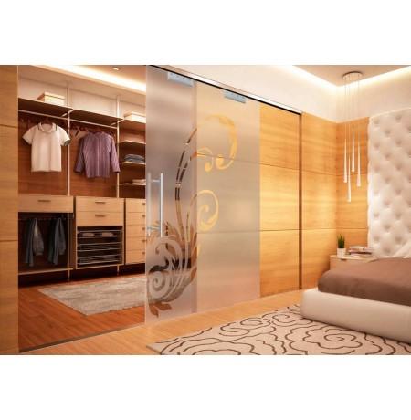 PORTA GLASS durų sistema