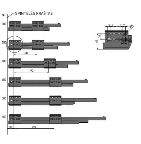 Stalčių sistema AXIS PRO